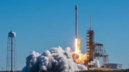 Korea Satellite Launch (Photo)