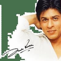 Shah Rukh Khan Autographed Photo