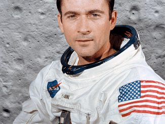 John W Young (NASA Apollo X Portrait)