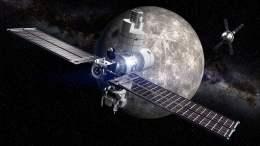 Boeing Lunar Gateway (Image)
