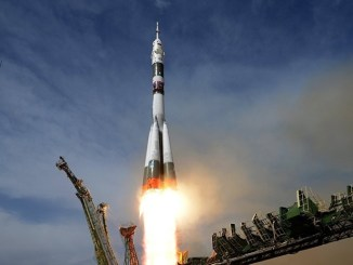 Soyuz Rocket Launch (Photo)