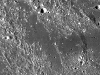 Terra Nivium on the Moon (Photo)