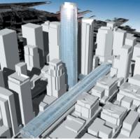 Transbay Transit Center Extension, San Francisco, California