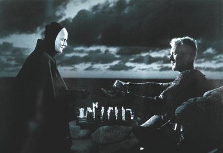 Ingmar Bergman. The Seventh Seal. 1957.