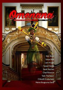 cover of Omenana issue 2 - March 2015