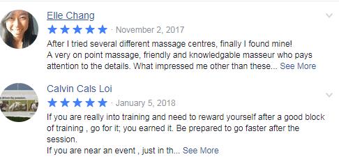 Sports Massage Kuala Lumpur