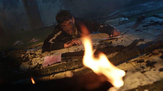 Tragedi kebakaran Filem Hero Jangan Bikin Panas