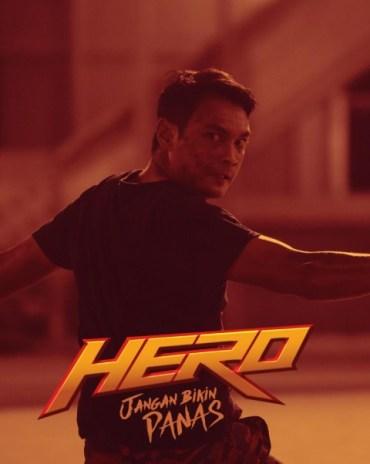 Zafrul Ahli Bomba Filem Hero Jangan Bikin Panas