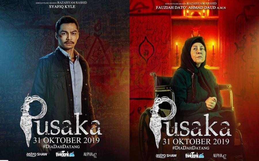 Review Filem Pusaka
