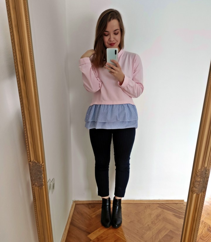 back to work outfit