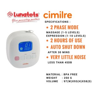 Cimilre f1 specifications