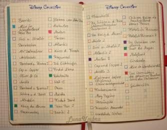 Bullet Journal - Disney