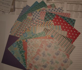 Washi-Sheets
