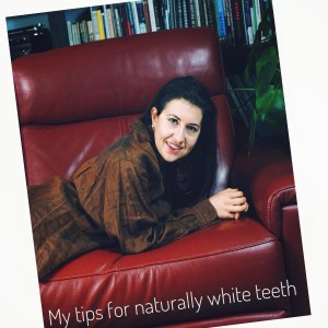 Whiter Teeth Naturally: With Charcoal and Coconut Oil