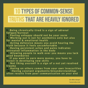 10-types-of-common-sense-truth