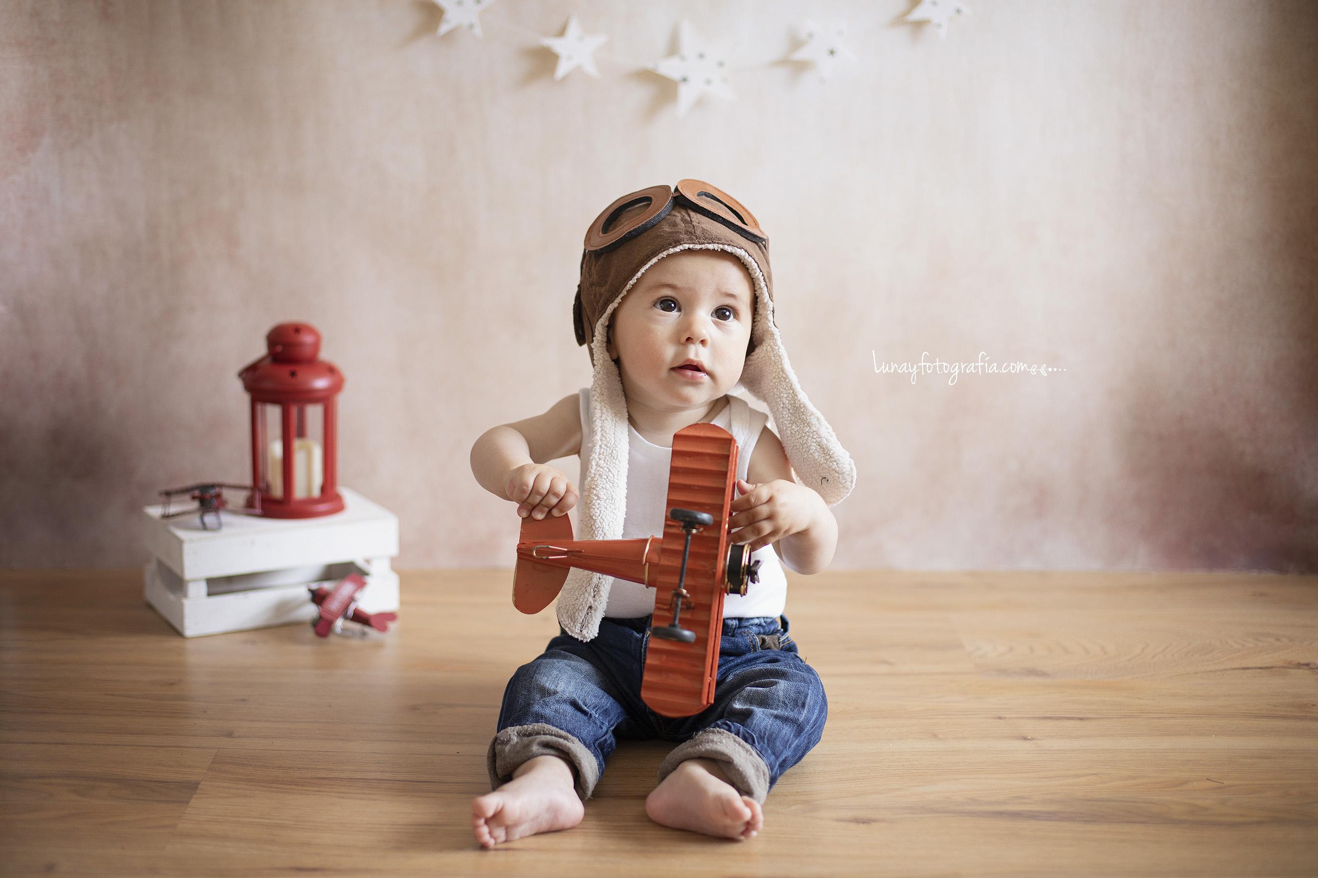 Sesión de Bebés de lullaby fotografia