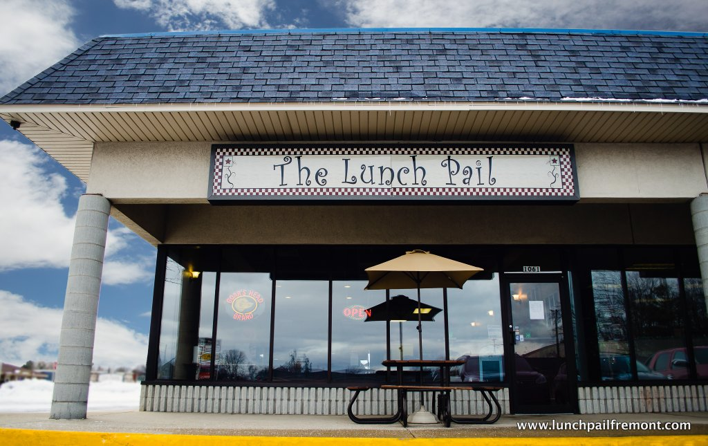 the lunch pail exterior - image
