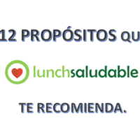Propósitos LunchSaludable