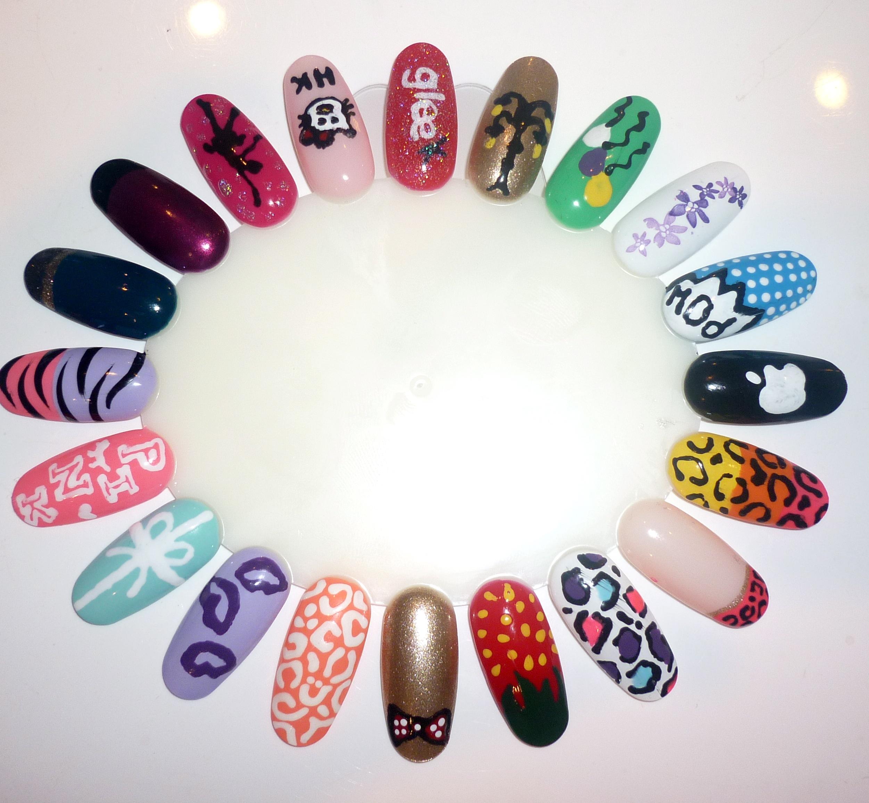 Nail Art Practice