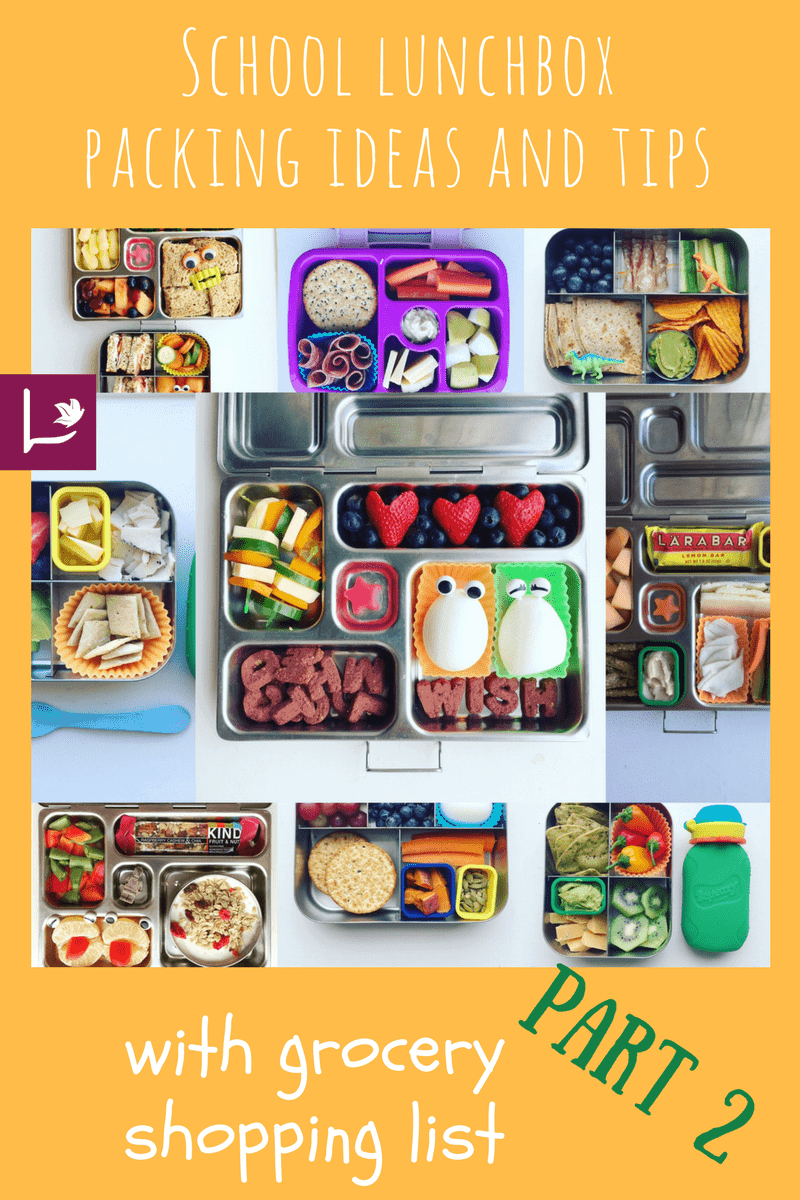 Are you in a lunchbox packing rut? Need ideas for healthy but EASY school lunches? This is the mother load then! #school #lunchbox #ideas #healthylunches #easy