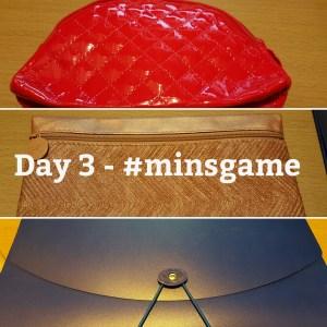 Minimalist Game - Day 3