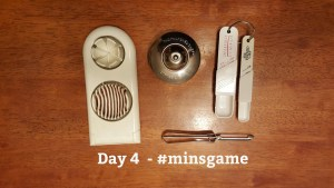 Minimalist Game - Day 4