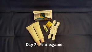 Minimalist Game - Day 7