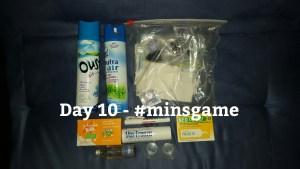 Minimalist Game - Day 10