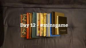 Minimalist Game - Day 12