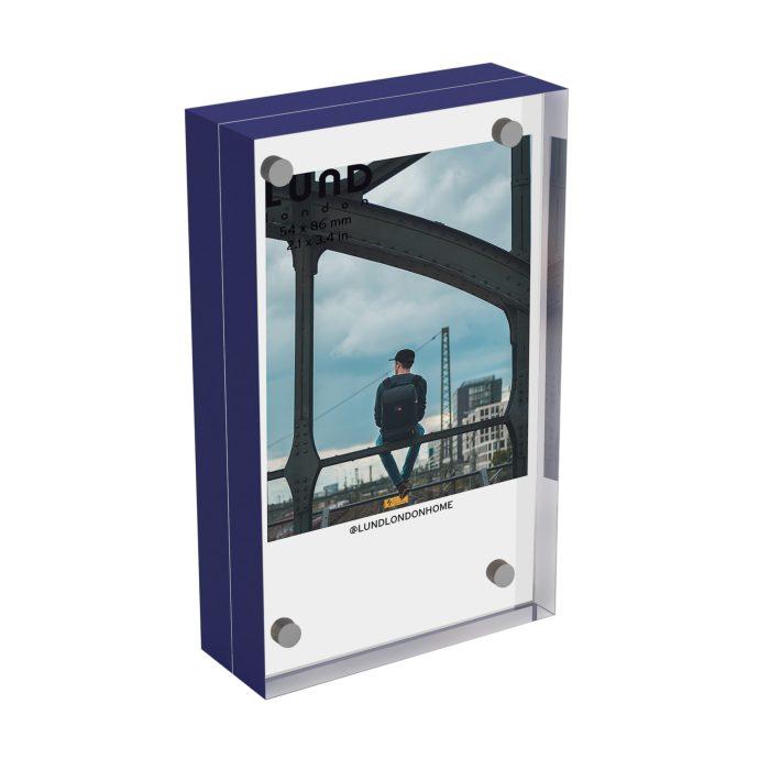 Instax indigo frame