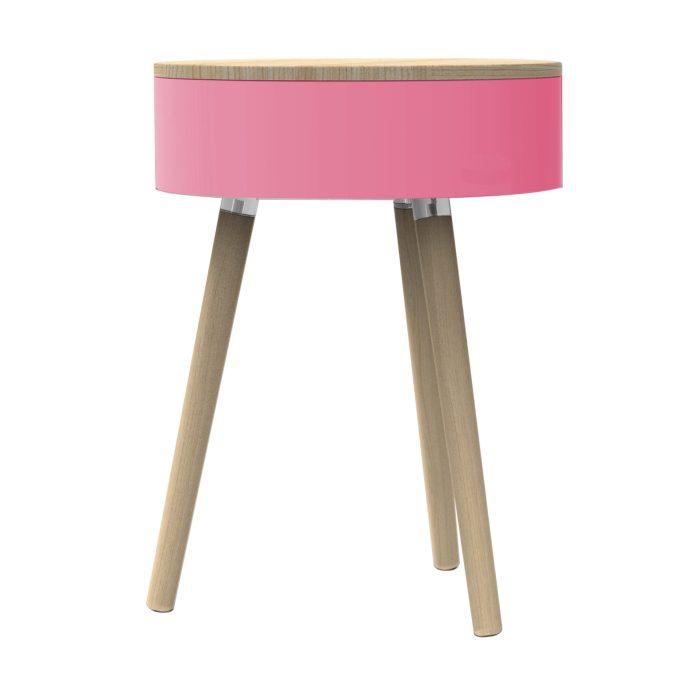 Skittle Jumbo Table - Pink - 7250