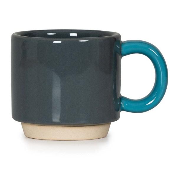 Skittle Stacking Mug - Espresso