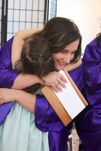 supportive education community helps young mothers to educational success and self sufficiency