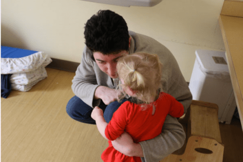 Meet Ryan – Early Childhood Educator at Lund