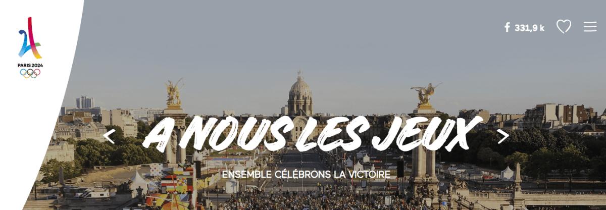 A nous les jeux olympiques 2024 à Paris – Marseille