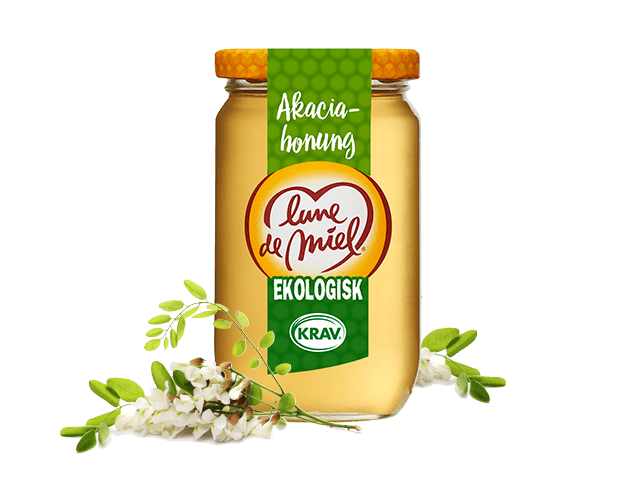 Ekologisk akacia-honung