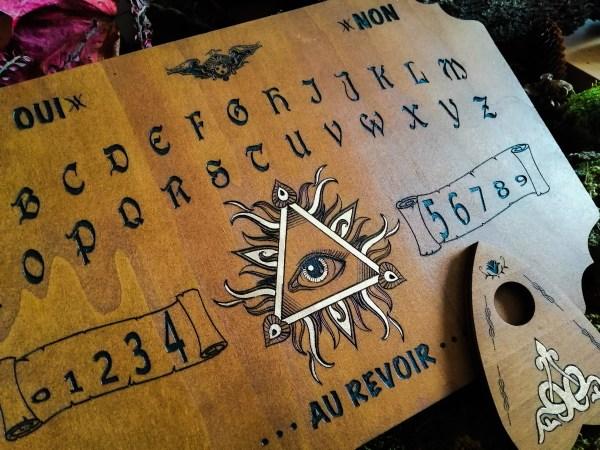 Ouija divination