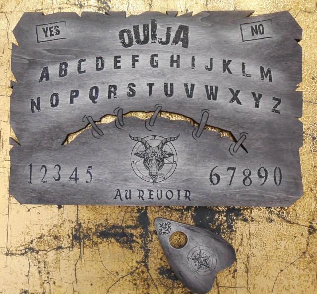 ouija planche pour transcommunication