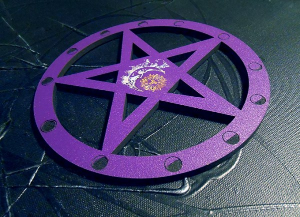 pentacle lunaire cycle