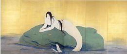 Sirène en attente de sa nouvelle proie