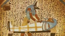 Antiquites Egyptiennes Anubis