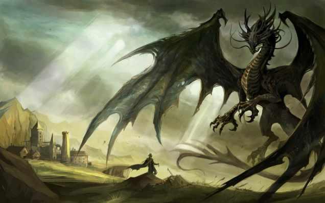 dragon spiritisme