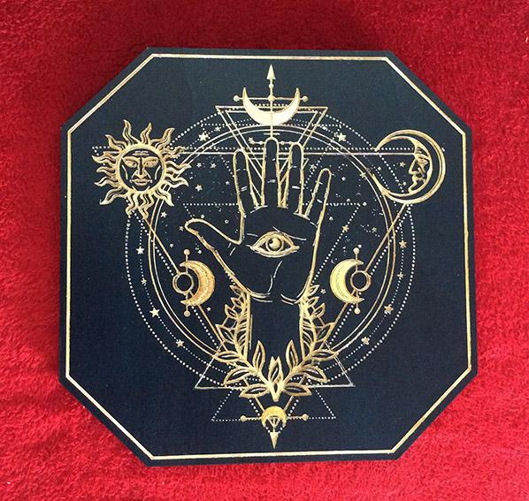 autel mystique ésotérique