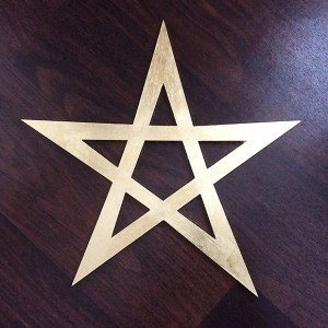 Grand pentacle or