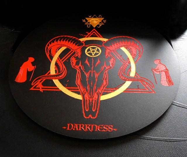 autel darkness occultisme