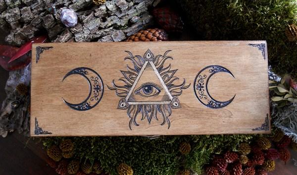 Illuminati peut être un symbole