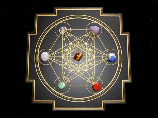symbole metatron