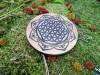 Fleur de vie Mandala bois