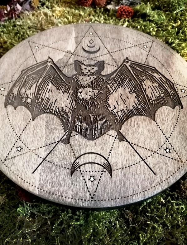 Dracula Vampire bois
