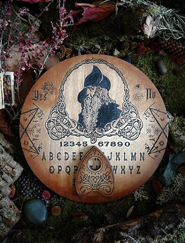 ouija Nostradamus